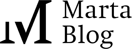 Marta Blog Logo