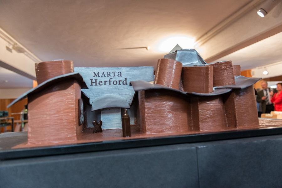 Foto des Schokoladen-Martas