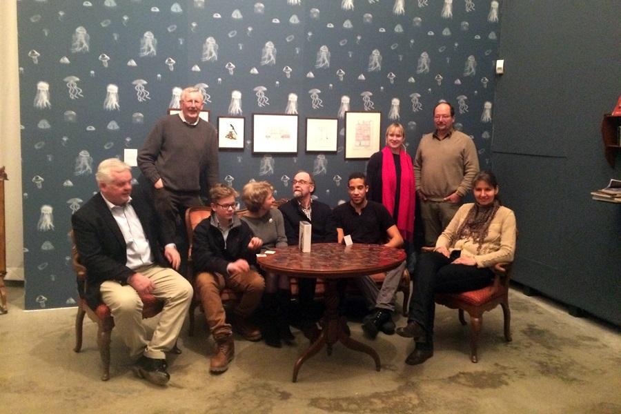 Gruppenfoto der TeilnehmerInnen