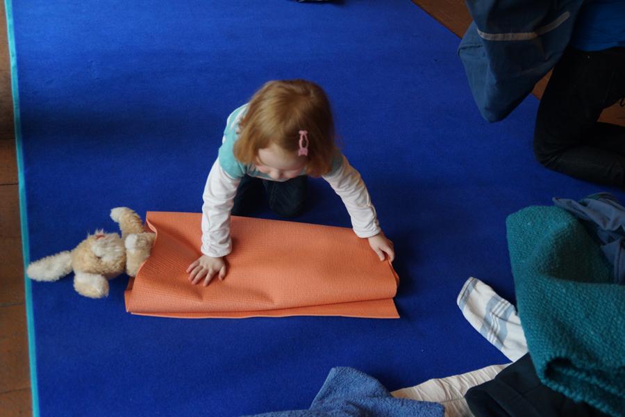 Das Kindermuseum OWL rollt Hasen in (fliegende) Teppiche