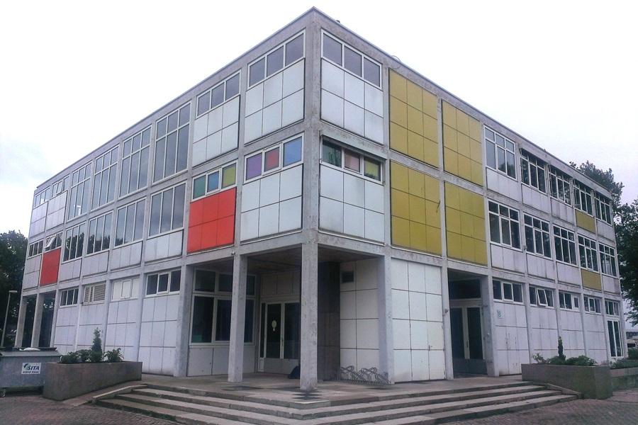 Die Luftfahrtschule in Eelde