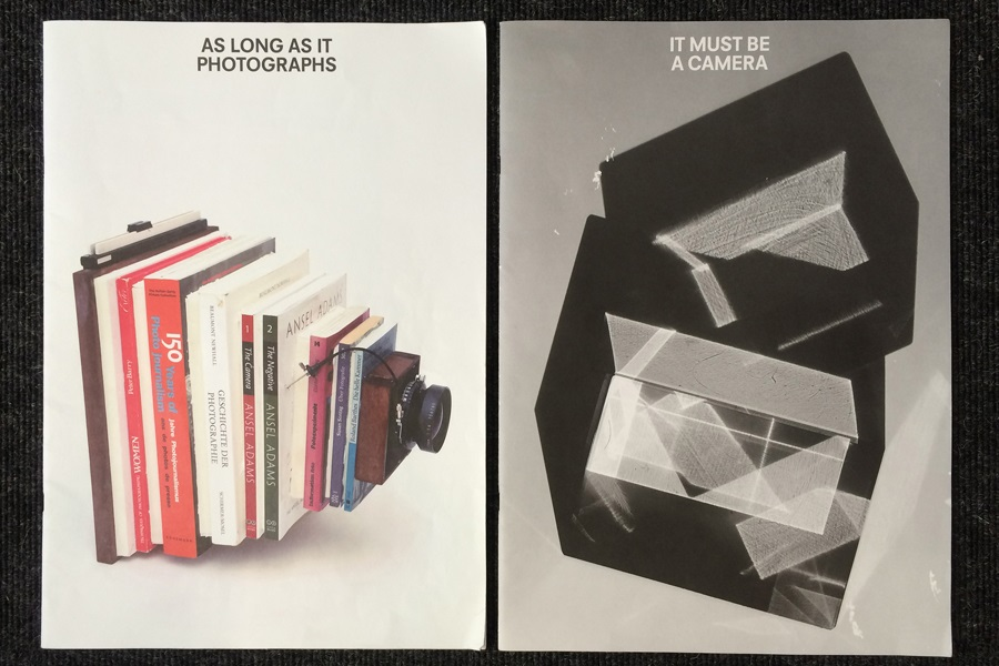 Cover der zweiteiligen Publikation von Taiyo Onorato & Nico Krebs