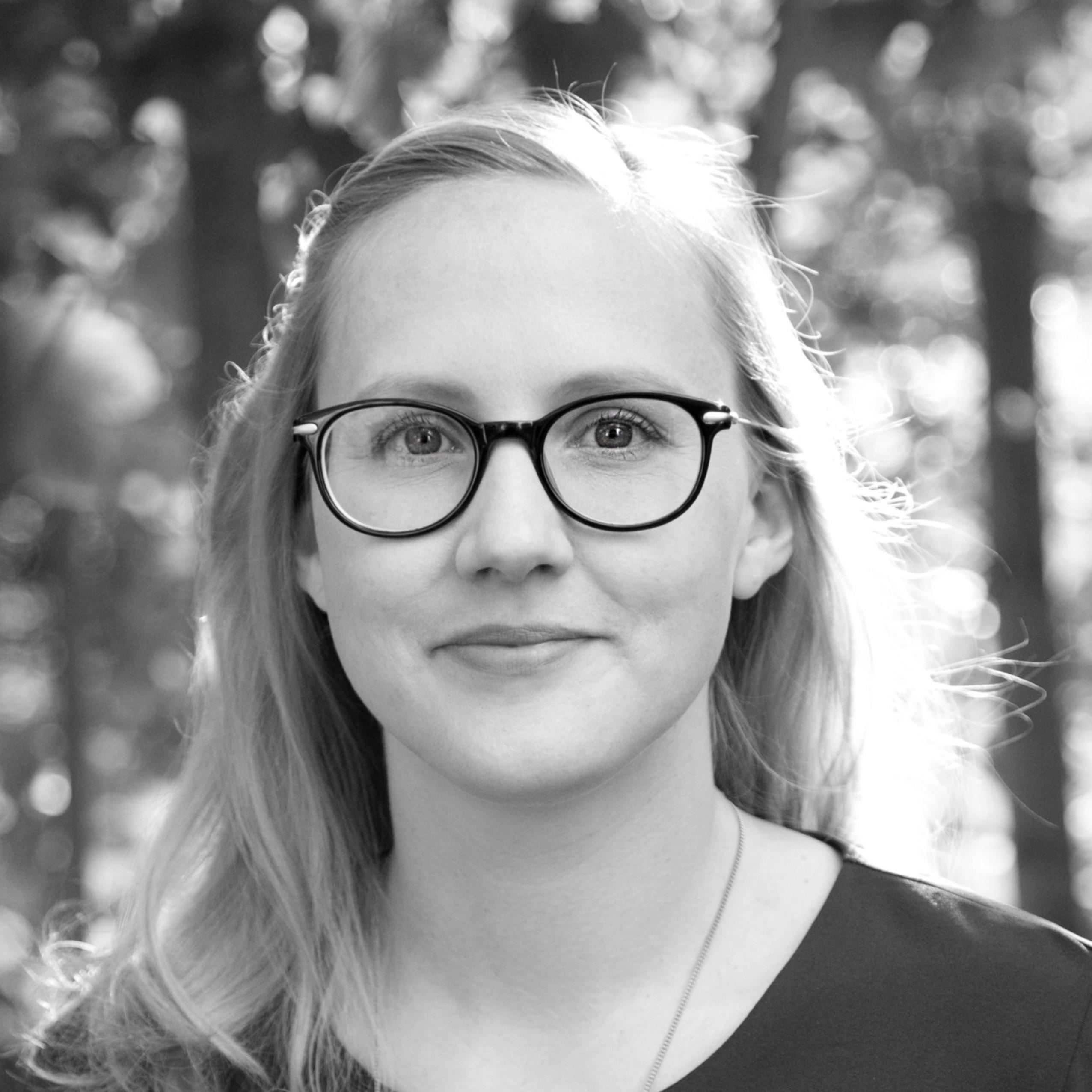 Daniela Sistermanns, Leiterin Öffentlichkeitsarbeit