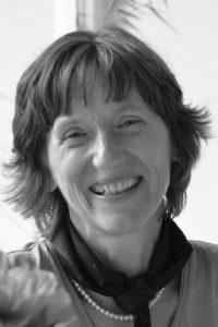 Porträt der Autorin Sabine Ladwig