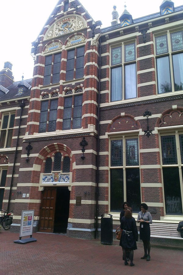 Das Museum in Drenthe
