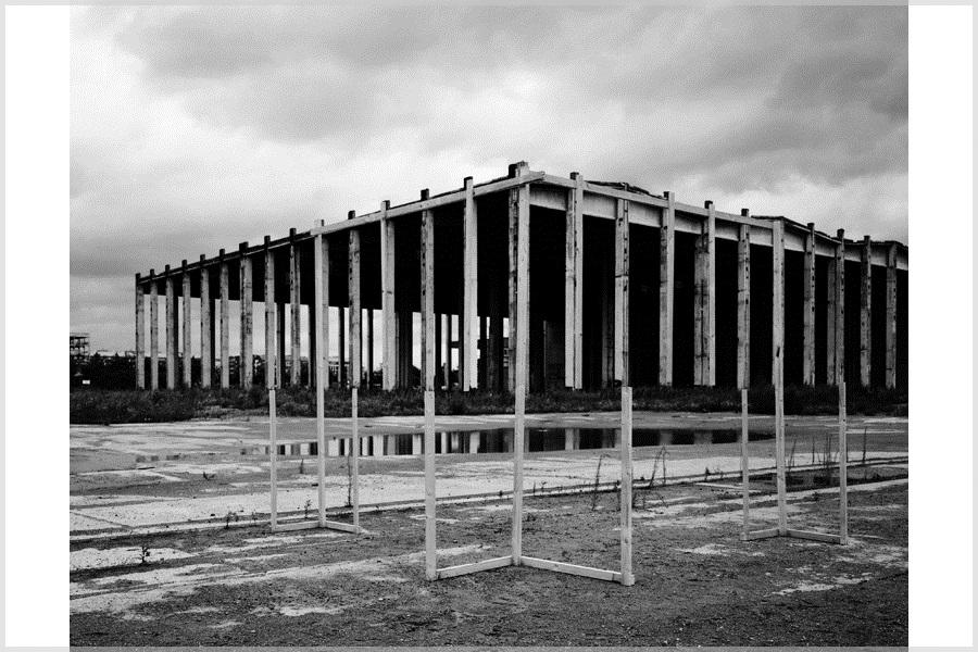 """Taiyo Onorato & Nico Krebs: """"Building Berlin (Marzahn 2)"""", 2016"""