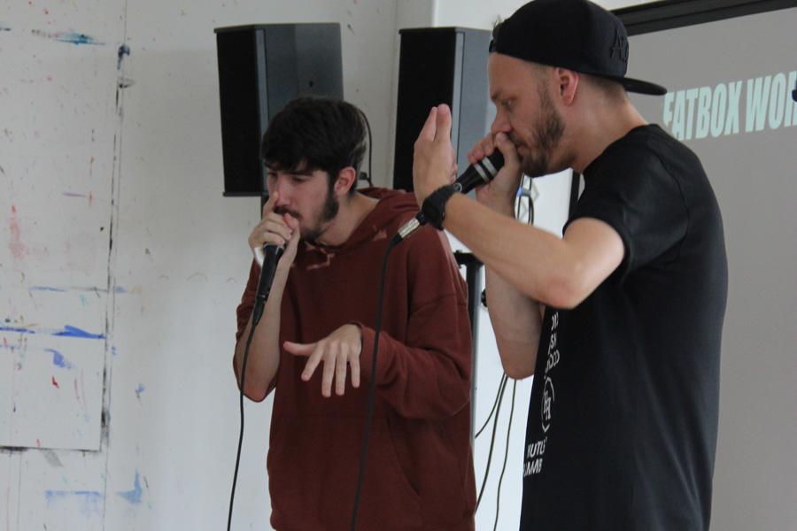 Beatboxen 2
