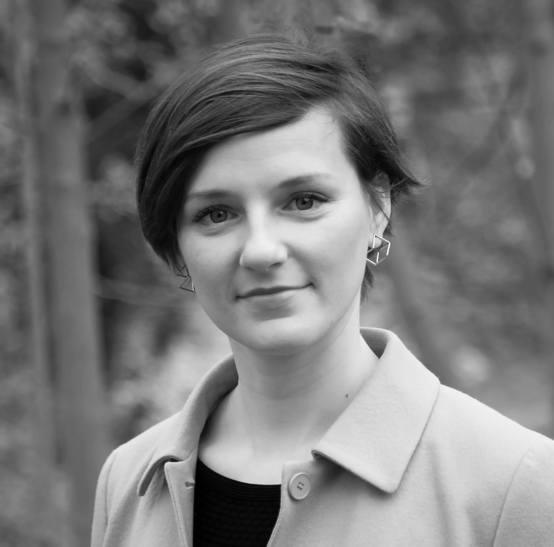 Eva Wolpers, Kuratorische Assistentin