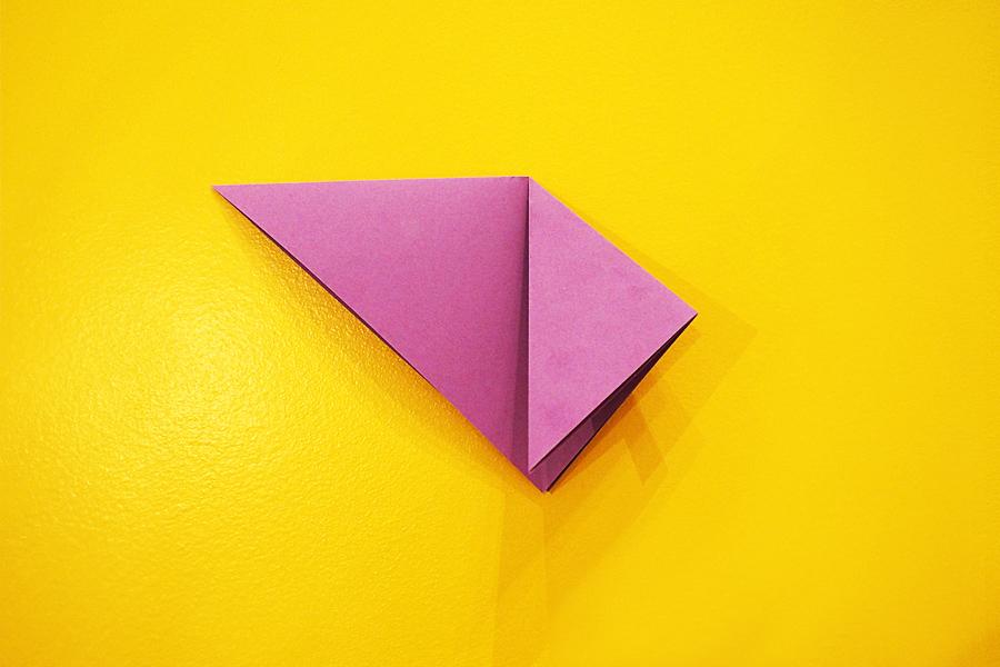 Die Blogbastler Der Origami Fuchs Marta Blog