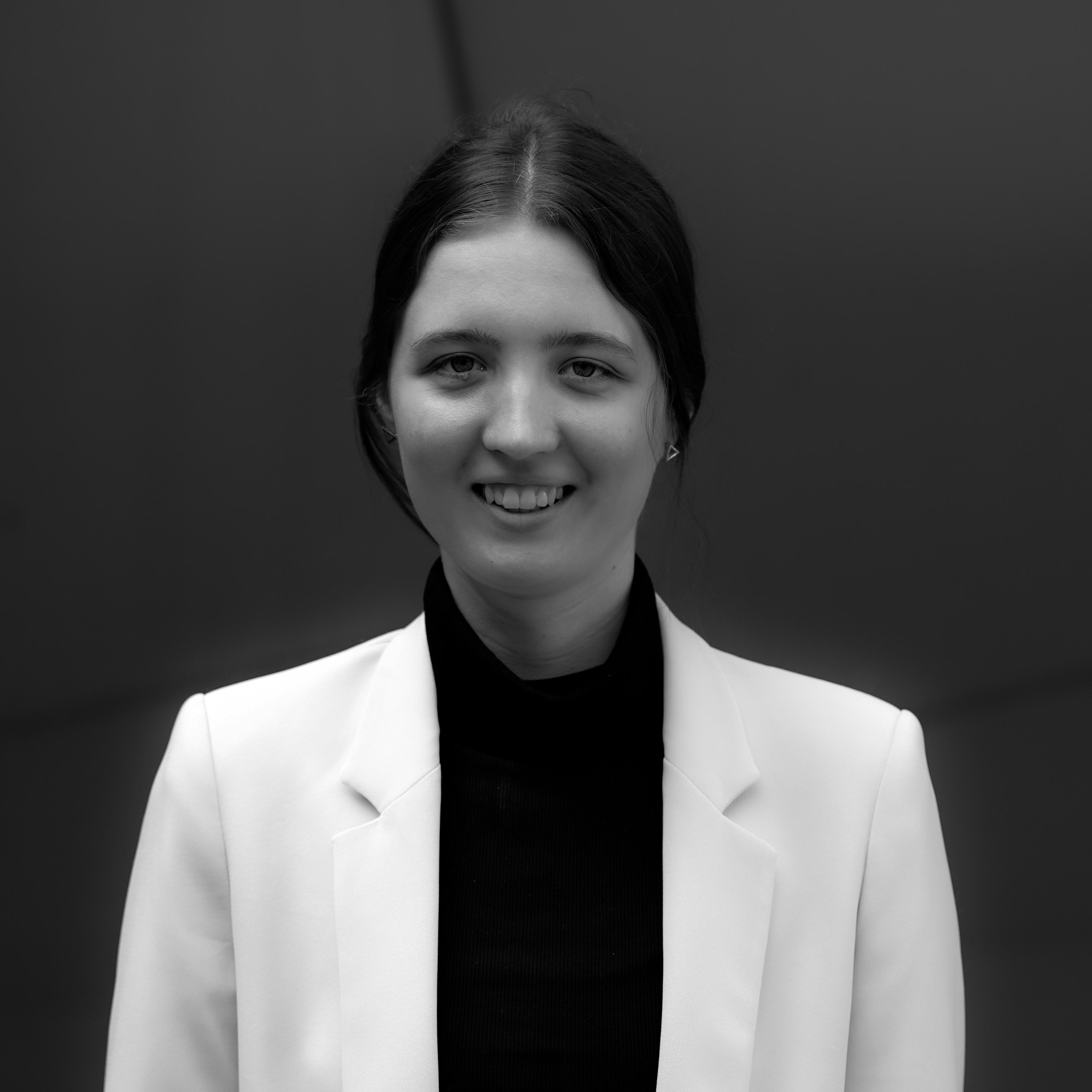 Katharina Bergmann, Wissenschaftliche Volontärin